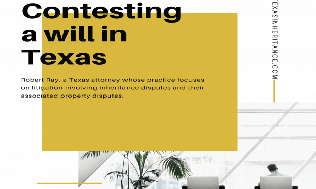 Podcast – revoking a will in Texas